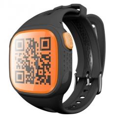 福天下老年人智能手环 gps定位器老人定位跟踪手环防丢防走失手表