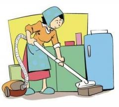 厨房单独保洁    100元起,不包括油烟机,不包括玻璃