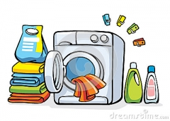清洗洗衣机    120元-170元