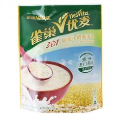 雀巢 3合1优麦牛奶燕麦片  10*40克