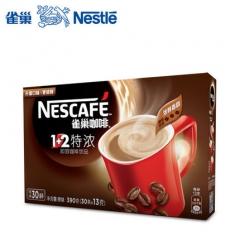 雀巢咖啡1+2特浓 30*13克