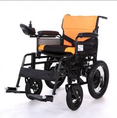 电动轮椅 半身不遂偏瘫老年人士折叠轻便大轮代步车