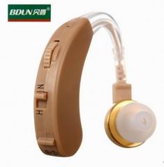 耳挂式助听器 家用耳聋耳背中老年人无线助听器助听设备