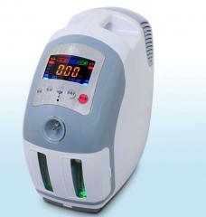 艾氧氧气机制氧吸氧机家用氧吧 负离子喷雾型老人孕妇学生吸氧器正品热卖