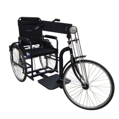 康利手摇三轮车 24寸残疾人老年人代步车正品特价热卖